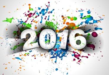 Les nouveautés de l'année 2016